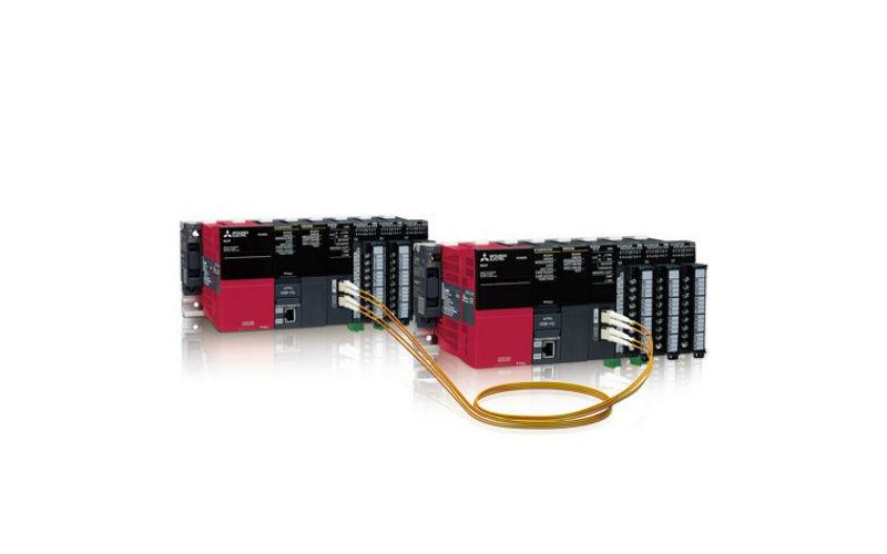 Mitsubishi Electric's modular PLC series MELSEC iQ-R