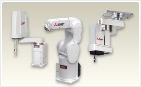 Mitsubishi MEFLA Robots | Garland Instruments
