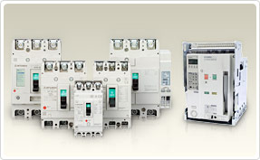 Mitsubishi Circuit Breakers | Garland Instruments|