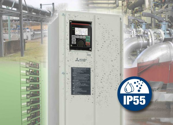 FR-F800 Series | FR-A800 Series | Inverters from Garland Instruments