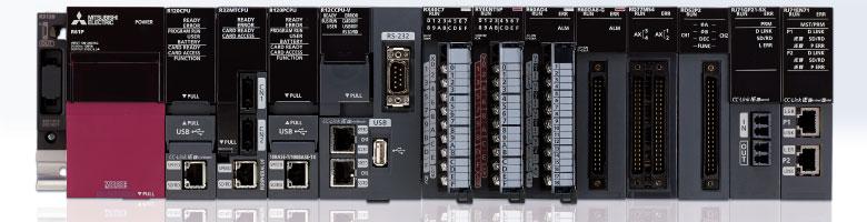 Melsec iQ-R Series | Mitsubishi Electrical PLCs