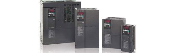 FR-A800 Inverters | Mitsubishi Electrics from Garland Instruments