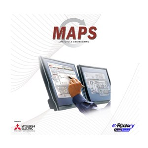 MAPS SCADA | Mitsubishi Adroit Process Suite from Garland Instruments