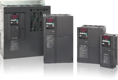 Inverters | Mitsubishi Electrics from Garland Instruments